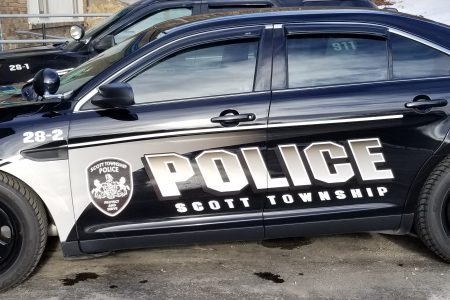 Thumbnail for the post titled: Scott Township Police